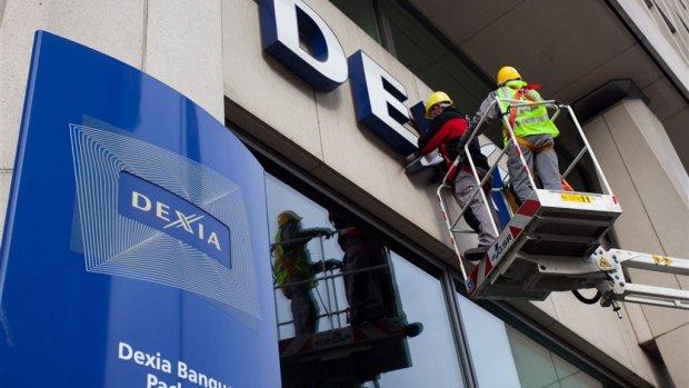 'Dexia lijdt onder faillissement Detroit'