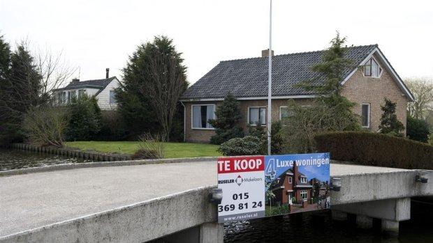 'Prijs vrijstaand huis flink gedaald'