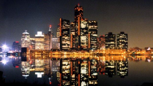 Europese banken leenden miljard aan failliet Detroit