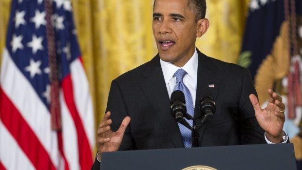 Obama overlegt over ingrijpen Syrie