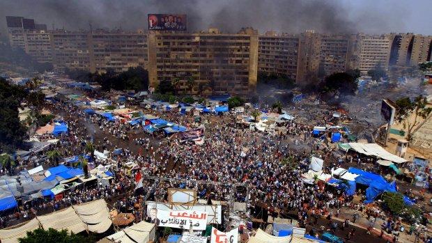 Chaos op Rabaaplein