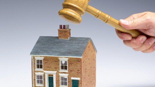 Minder woningen verkocht op executieveiling