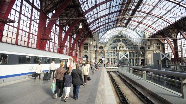 Weer normaal aantal agenten op stations België