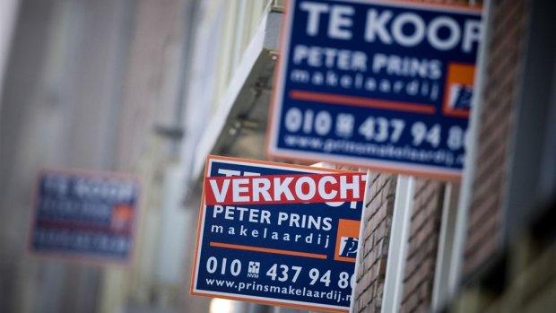 'Geen verdere daling vraag woninghypotheken'