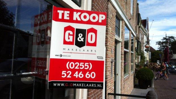 ABN en Rabo: tij keert op woningmarkt