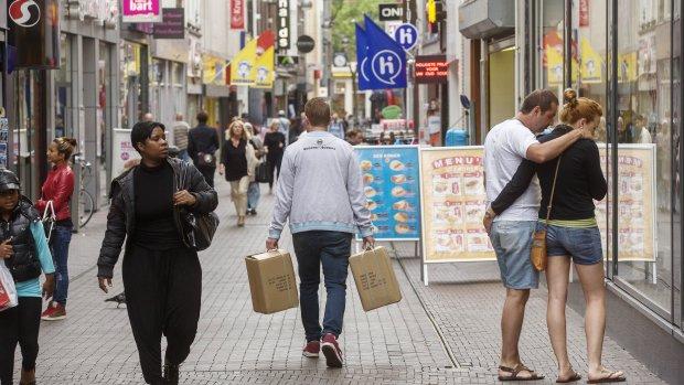 Afkoeling economie raakt burger in portemonnee