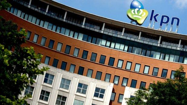 KPN: belastingakkoord boekverlies door E-Plus