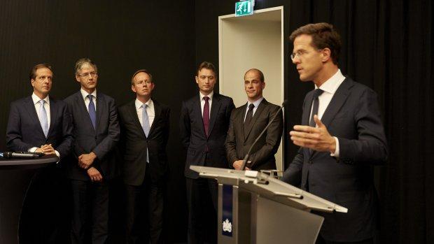 Peiling: akkoord stopt vrije val VVD en PvdA