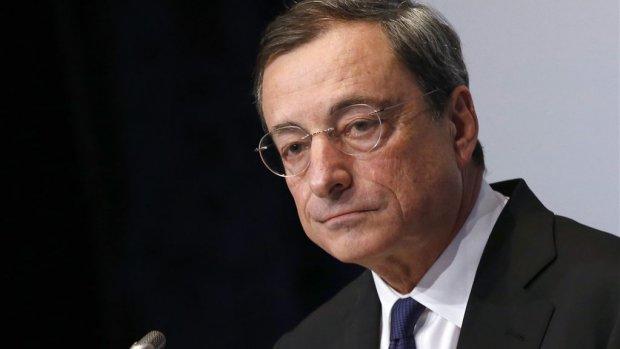 Draghi: banken kunnen falen bij stresstest