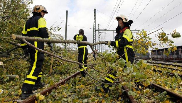 Treinverkeer Noord-Nederland nog plat