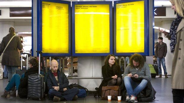 Treinen rijden morgen weer volgens dienstregeling