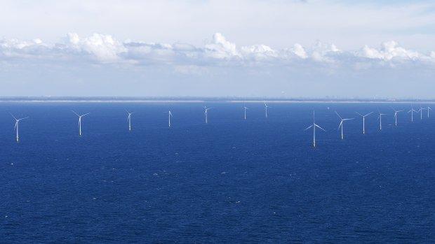Shell grijpt naast grote windenergieklus in VS