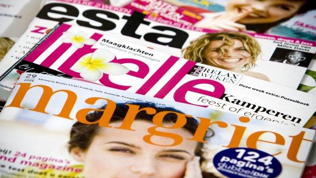 32 tijdschriften weg bij Sanoma, 500 banen verdwijnen
