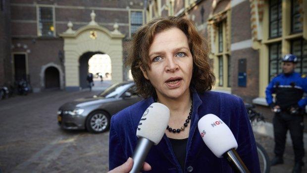 Minister Schippers: Goed nieuws voor sportminnend Nederland