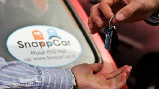 Ruzie tussen ondernemers over aandelen SnappCar