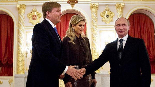 Rusland en Nederland sluiten vrede