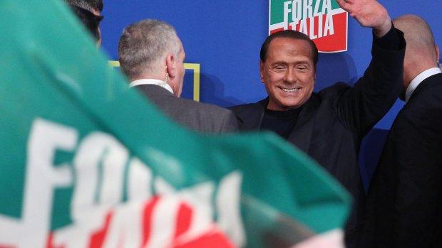 Berlusconi: Mij uit senaat zetten is staatsgreep