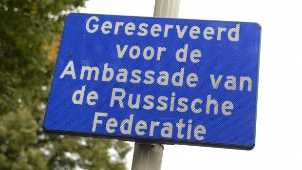Diplomaat Borodin verlaat Nederland