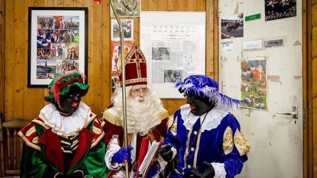 Asscher: Sinterklaasfeest evolueert