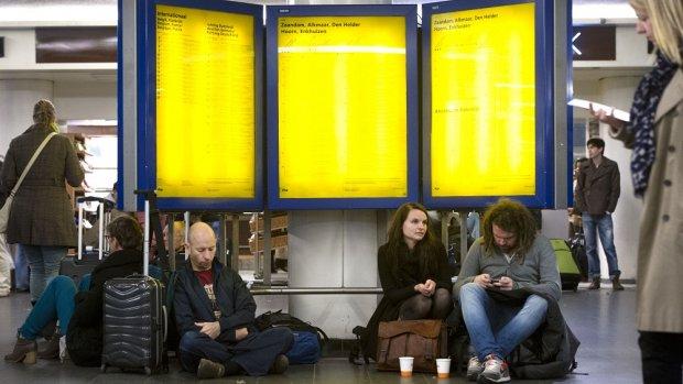 Alle treinen rijden weer volgens dienstregeling