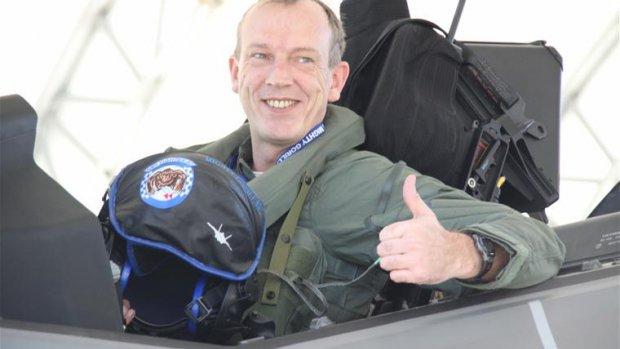 Eerste Nederlandse piloot vliegt met JSF
