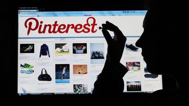 'Pinterest gaat in april naar de beurs'