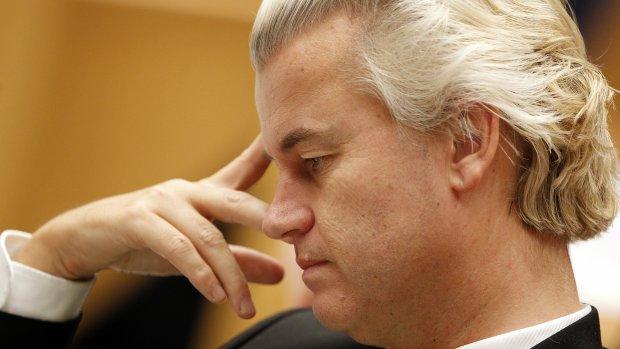 Wilders klaagt iedereen aan die hem 'Hitler' noemt