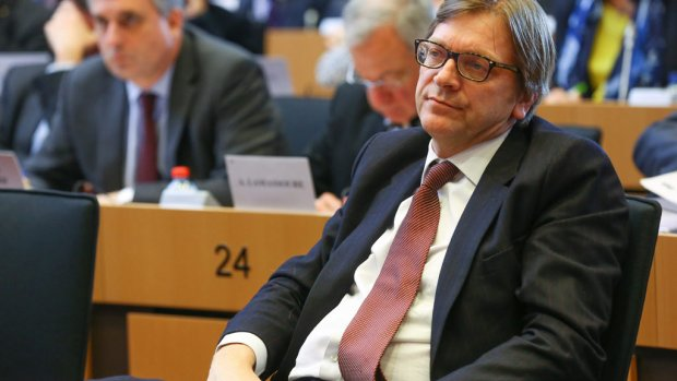 Europees Parlement legt harde brexit-eisen op tafel