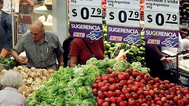 Argentijnse peso maakt grootste val in 12 jaar