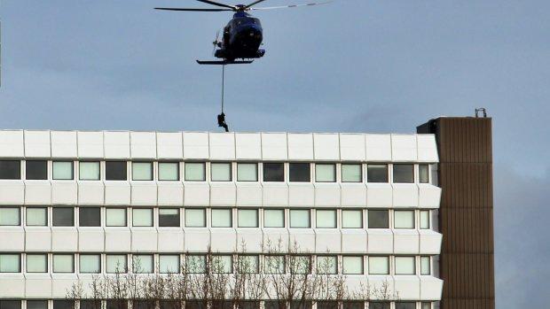 Topbijeenkomst in Den Haag ongekende veiligheidsoperatie