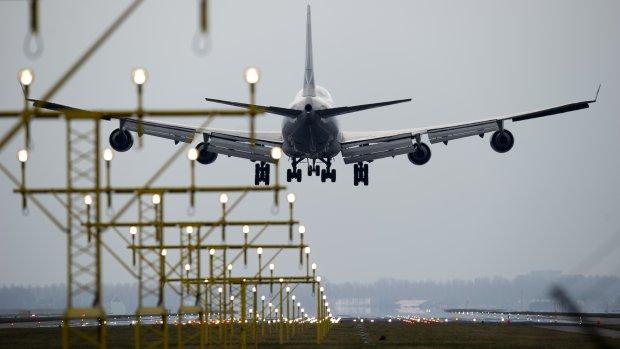 Vliegverkeer aan banden door nucleaire top Den Haag