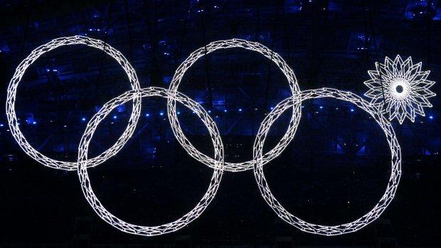 Russen zagen foutjes openingsceremonie niet op tv