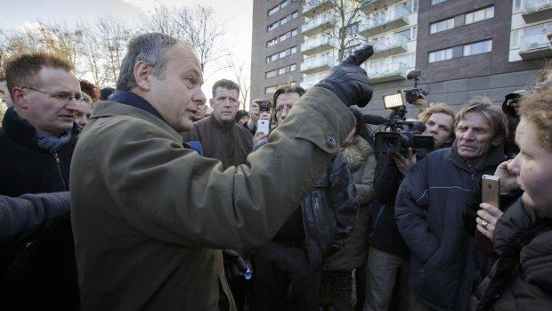 Burgemeester Leiden: Het was een moeilijke beslissing