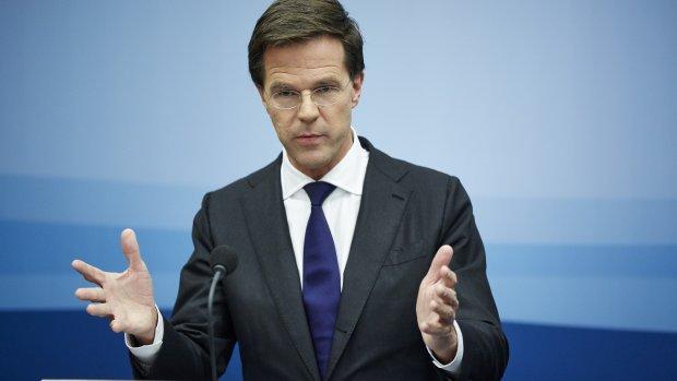 Rutte: Nu geen samenwerking mogelijk met PVV