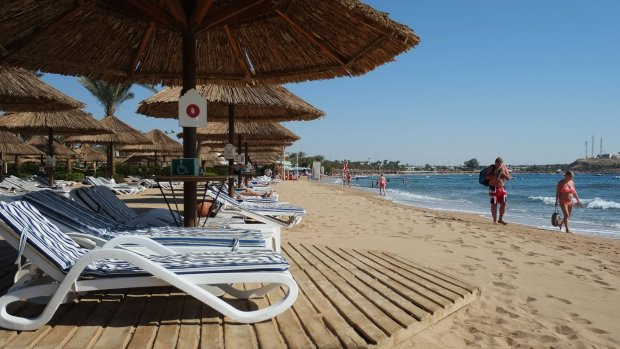 TUI: Nederlanders willen niet eerder weg uit Sharm al-Sheikh
