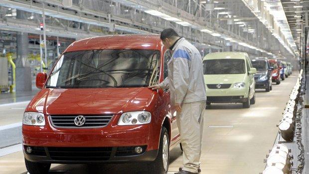 'ECB koopt tijdelijk geen leningen Volkswagen op'