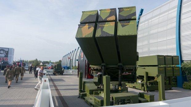 Atoomtop Den Haag: luchtafweer op parkeerplaatsen