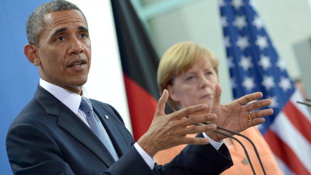 'Merkel krijgt geen inzage in NSA-dossier'