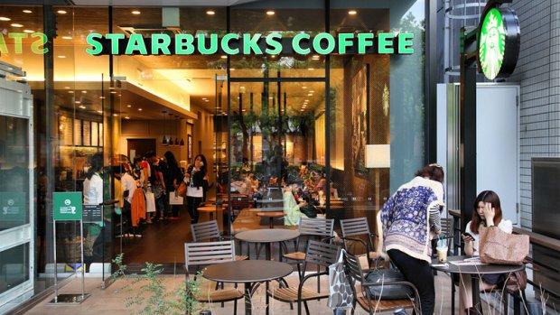 'Starbucks op ramkoers met fiscus'
