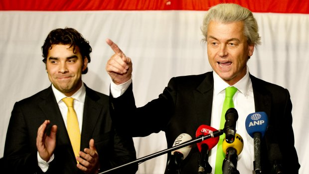 PVV-Statenlid Bart Brands stapt op