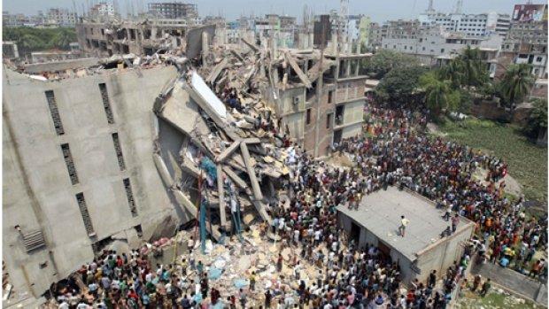 'Maar helft compensatie slachtoffers Rana Plaza betaald'