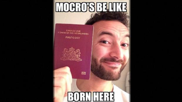 #bornhere: Nederlandse Marokkanen twitteren selfies tegen Wilders