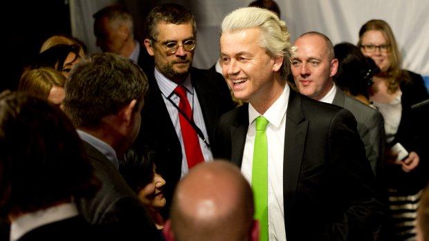 Wilders: enorm pak slaag regeringspartijen
