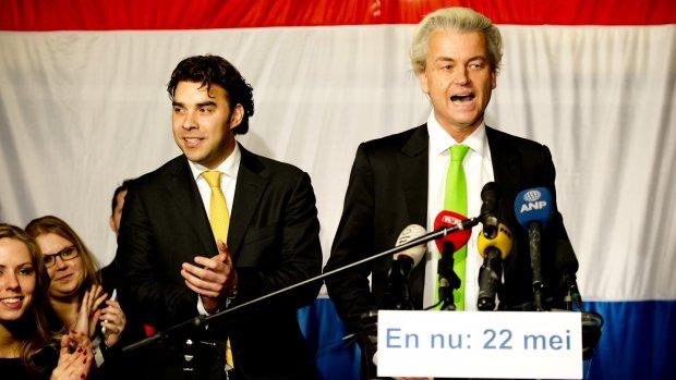 Wilders: Er wordt een hetze gevoerd tegen de PVV