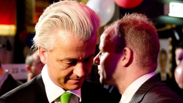 Wilders: Critici kunnen de boom in
