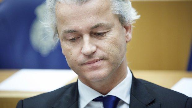 OM kan aangiften tegen Wilders niet bijhouden