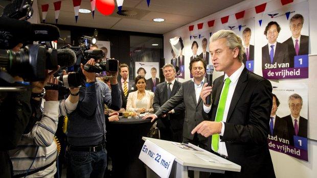'PVV'ers die verklaring uitgaven liggen uit partij'