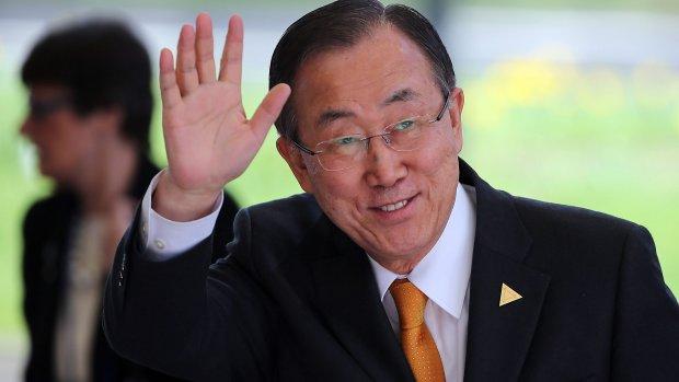 VN-chef verdedigt luchtaanval Syrië