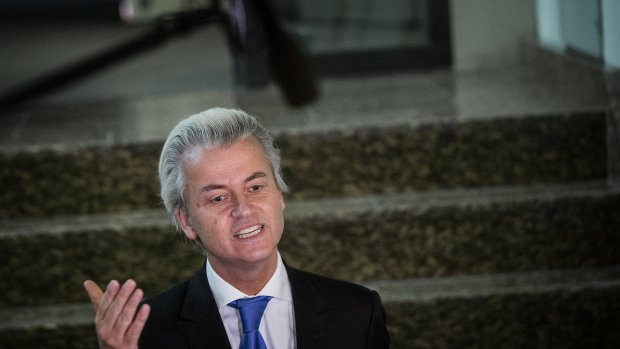 Wilders: Enorm aantal aangiftes tegen mij is gevolg van hetze