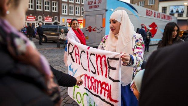 Massa-aangifte Roermond tegen Wilders